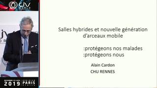 Salles hybrides et nouvelles génération d