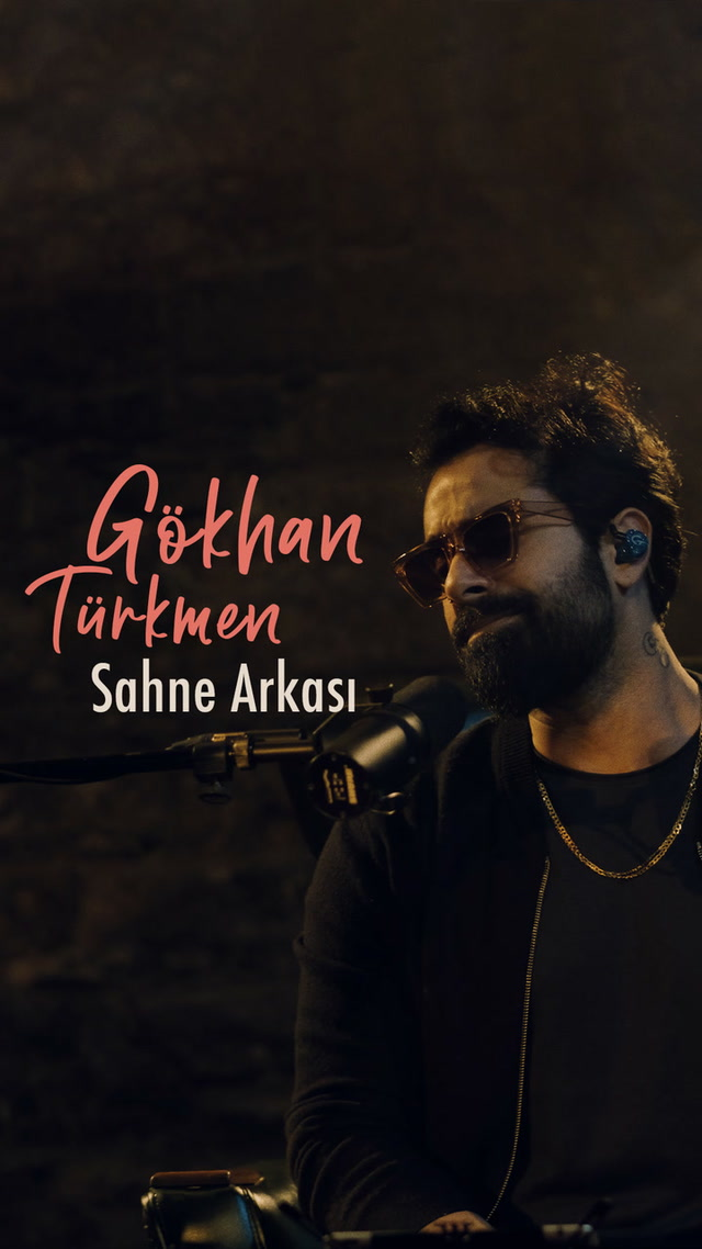 SAHNE Arkası - Gökhan Türkmen / Genco Arı