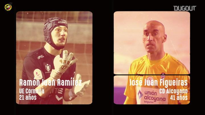 Los dos porteros que se convirtieron en héroes tras enfrentarse a Madrid y Barça