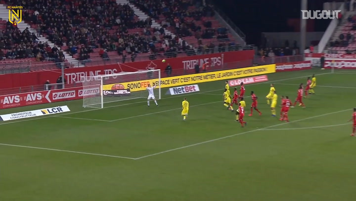 Girotto's incredible equaliser vs Dijon