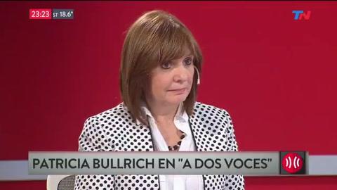 Argentina era un paraíso para el dinero narco, afirmó Bullrich