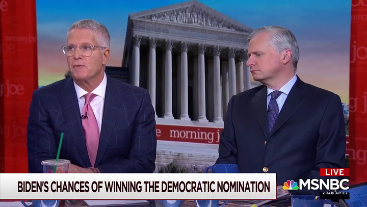MSNBC's Heilemann: 'Wouldn't Mind Mike Bloomberg Running the Country' if We're 'Dealing with a Pandemic'
