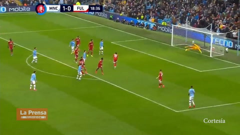 Manchester City 4-0 Fulham (Fa Cup)