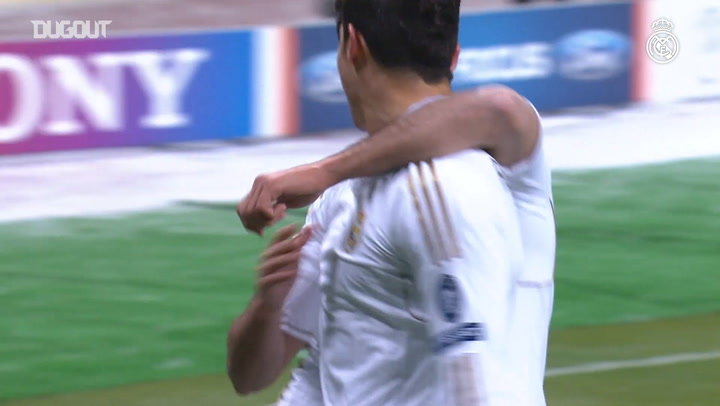 European Nights: Real Madrid Goals Against Russian Teams