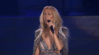 "Celine Dion sings ""Somewhere Over the Rainbow"" during the closing moments – VIDEO"
