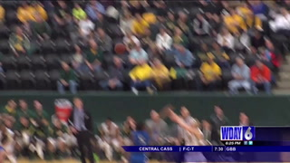 NDSU's Jacobson earns Summit Player of the Week