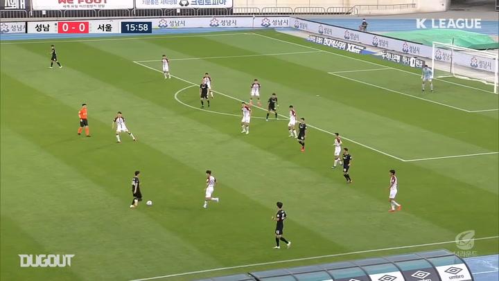 Seongnam 1-2 Seoul: Clinical Yun Ju-tae snaps five-game winless run
