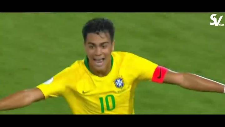 Así juega Reinier, la nueva perla brasileña