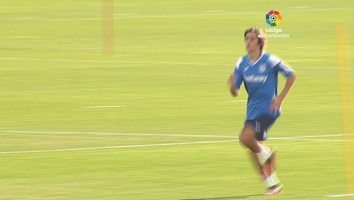 Segunda jornada de entrenamiento para el Leganés