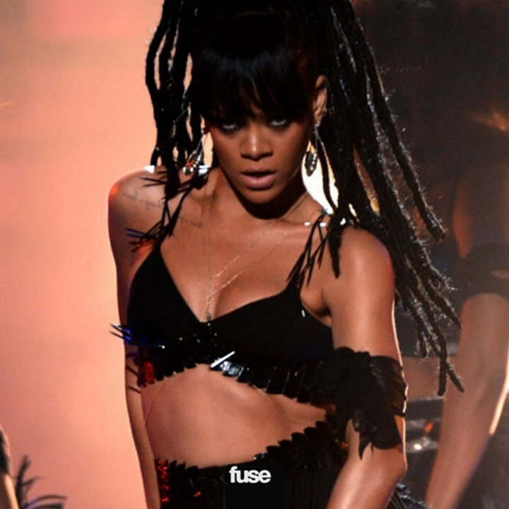 Rihanna's Top 5 Sexiest Moments