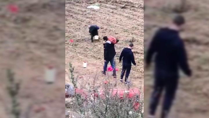 Djokovic cuelga imágenes recogiendo patatas en el campo