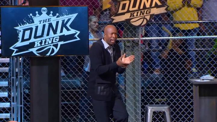 El verdadero rey de los mates no juega a basket