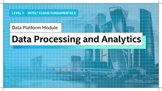 Chapter 1: Data Processing and Analytics