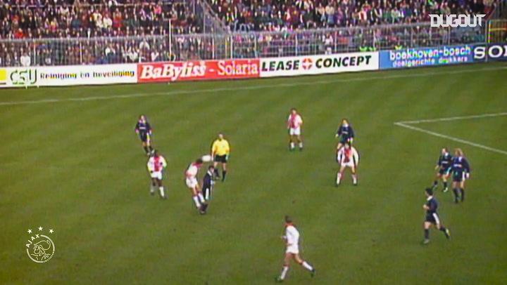 Danny Blind's best Ajax goals