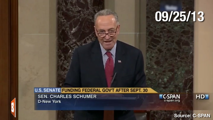 Flashback: Chuck Schumer Used Dr. Seuss's