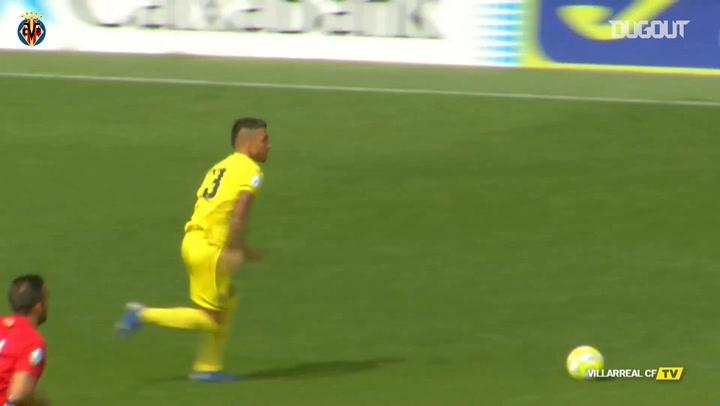 Villarreal C 4-0 Jove Español