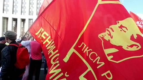 Miles de rusos protestan de nuevo contra la polémica reforma de las pensiones