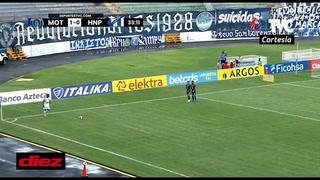 Roberto Moreira marca su doblete y Motagua liquida al Honduras Progreso en el Nacional