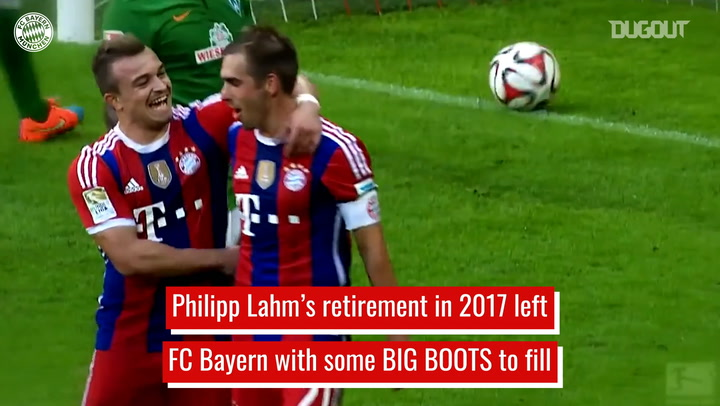 Joshua Kimmich - Philipp Lahm's heir apparent