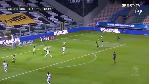 El octavo gol de Alberth Elis con el Boavista en la Liga de Portugal