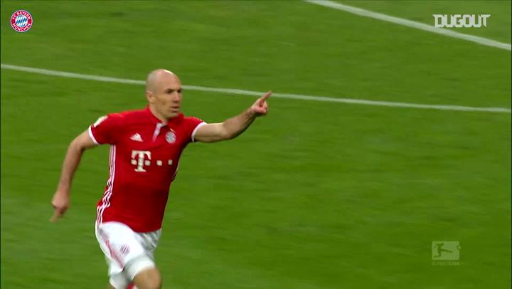 Throwback: Robben's Best Goals Vs. Dortmund