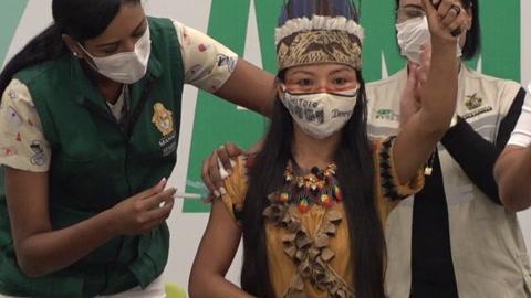 Brasil empieza a vacunar contra el covid-19, presionado por segunda ola