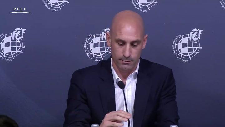 Oficial: Luis Enrique deja de ser seleccionador