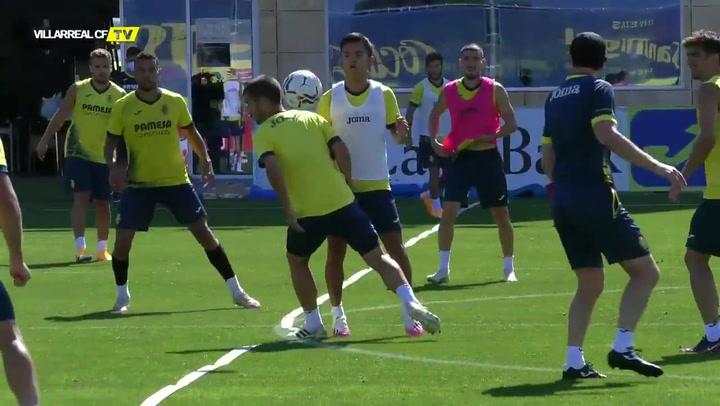 El Villarreal alucina con Kubo