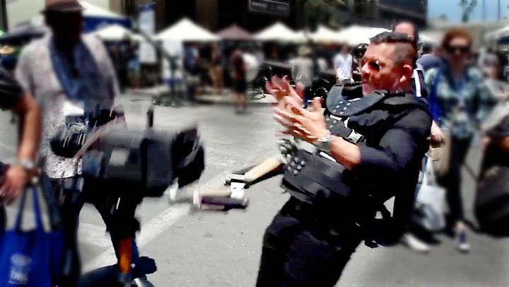 Fotografen brifer med svindyrt utstyr – så går det galt
