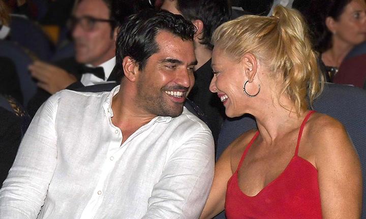 Belén Rueda y su novio, Francis Malfatto, hacen \'gala\' de su amor