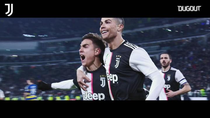 Juventus' key goals of the 2019-20 season