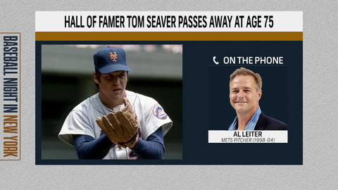 BNNY: Al Leiter and Doug Sisk share their thoughts on Tom Seaver
