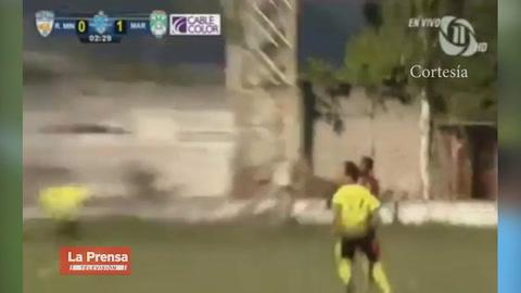 Real de Minas 3-1 Marathón (Liga Nacional)