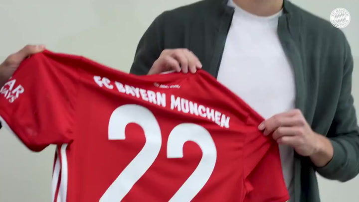 Así fue el primer día de Marc Roca en el Bayern de Munich