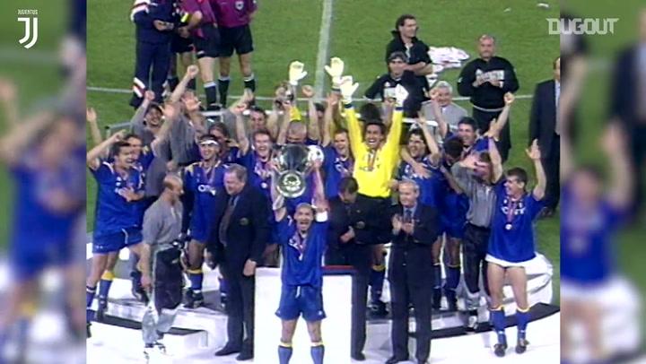 جميع أهداف يوفنتوس في دوري الأبطال موسم ١٩٩٥-١٩٩٦