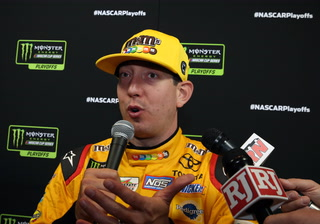 NASCAR's Busch Brothers ready for South Point 400