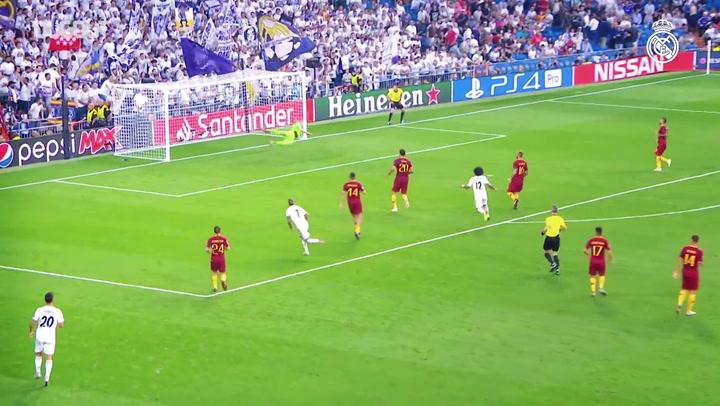 أفضل لحظات ماريانو دياز مع ريال مدريد