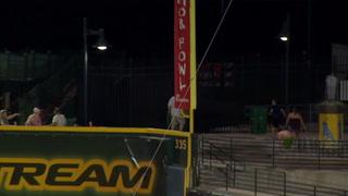 Skye Bolt homers in Aviators win