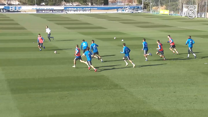 REAL MADRID'S BEST TRAINING GOALS OF THE WEEK #2