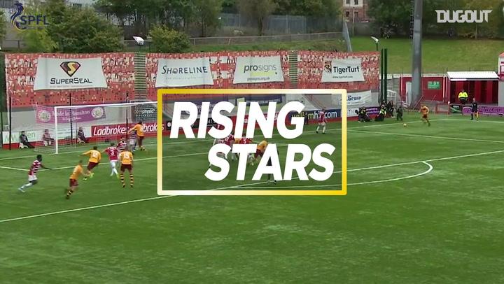 Rising Stars: Chris Cadden
