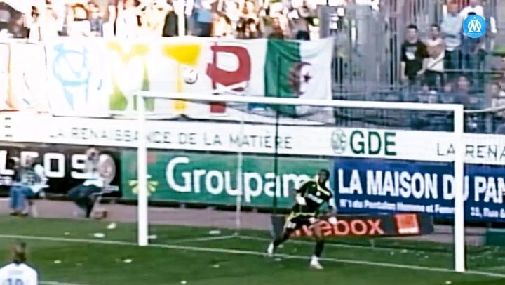 Las mejores paradas de penalti de Steve Mandanda con el Olympique de Marsella