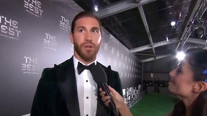 Sergio Ramos confirma antes de tiempo que entra en el once del FIFA The Best