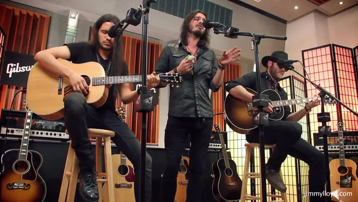 The Blackfires perform Primal Love on The Jimmy Lloyd Songwriter Showcase