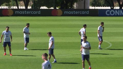 Messi y Argentina, obligados a reaccionar ante Paraguay en Brasil-2019
