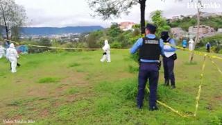Cuatro personas muertas tras masacre en anillo periférico de la capital