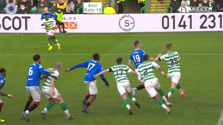 Rangers' greatest goals against Celtic