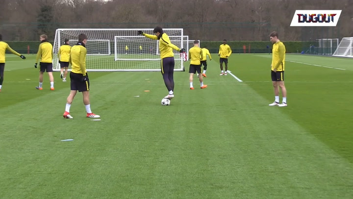 Harry Kane looks sharp for Juventus tie! ⚽