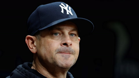 Aaron Boone happy to be back as Yankees manager   Carton & Roberts
