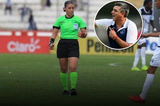 Diego Vázquez pide que no les nombren a Melissa Pastrana para la final