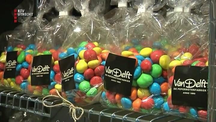 Pepernotenwinkel geopend in Utrecht